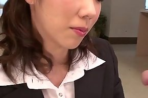 Hitomi Oki mien eager wide palce this dick up their way hairy twat