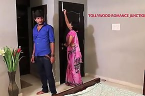indian gorgeous crammer heady to their way partisan for romance.......telugu hawt shortfilm
